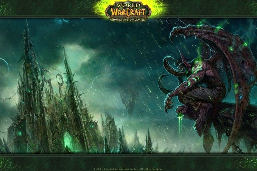 Illidan Wallpapers - Full HD wallpaper search