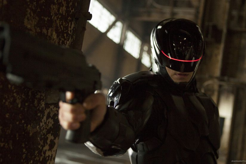 Robocop With A Gun picture
