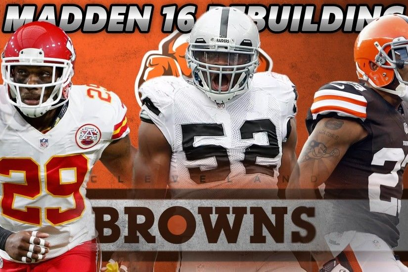 Madden 16 Franchise | Rebuilding The Cleveland Browns
