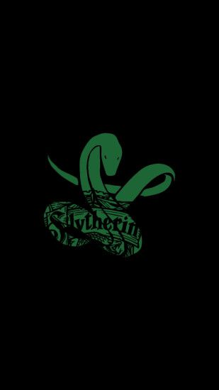 Slytherin Iphone 7 Wallpaper - Live Wallpaper HD