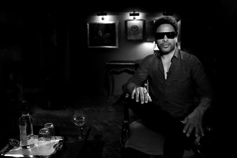 Black and white, Glasses, Lenny Kravitz, glass