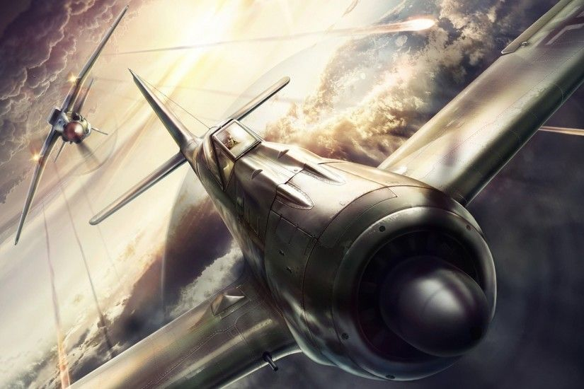 Aircraft war pilot mig skies wallpaper