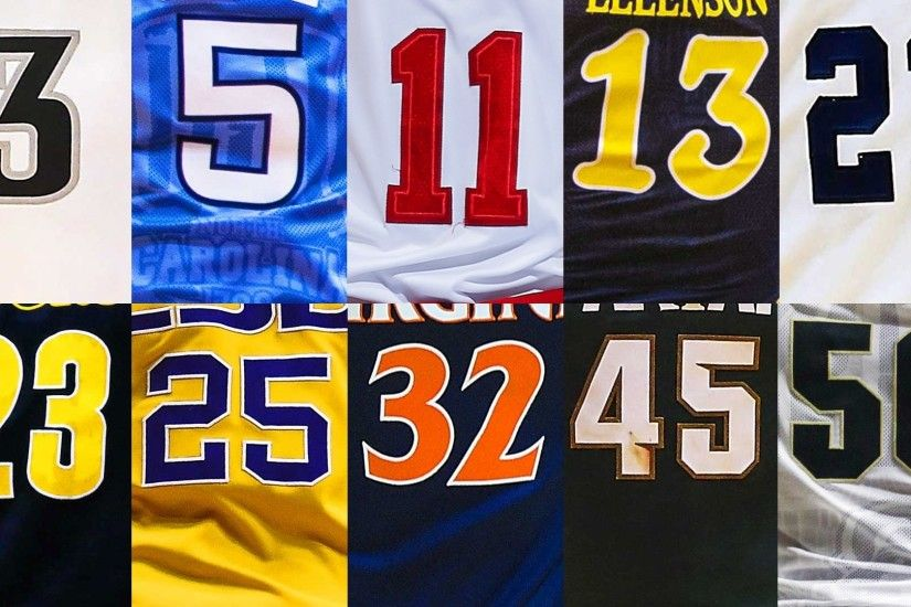 Best active college basketball players at each uniform number | Sporting  News