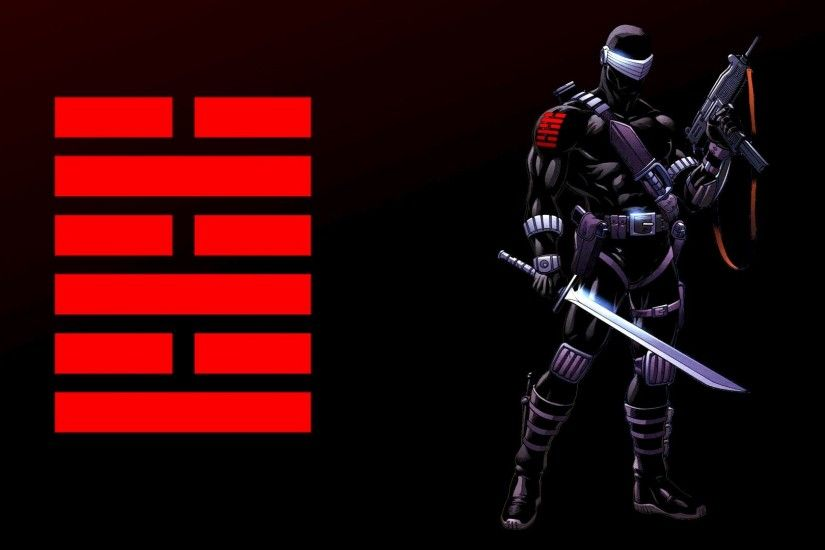 G.I. Joe Snake Eyes Wallpapers