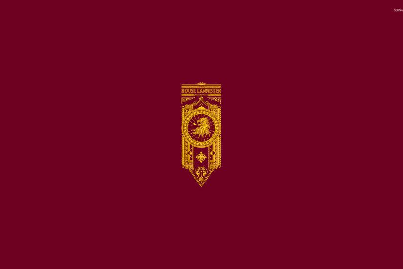 House Lannister wallpaper