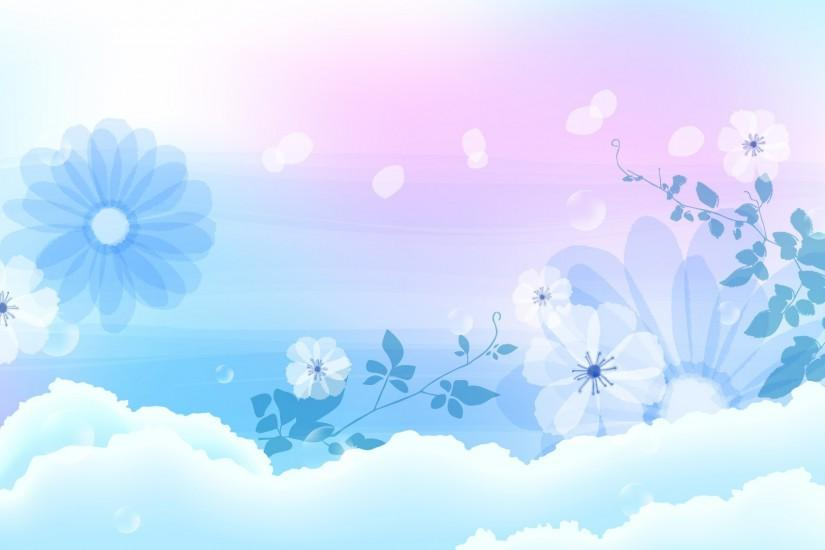 flowers background 1920x1200 for tablet