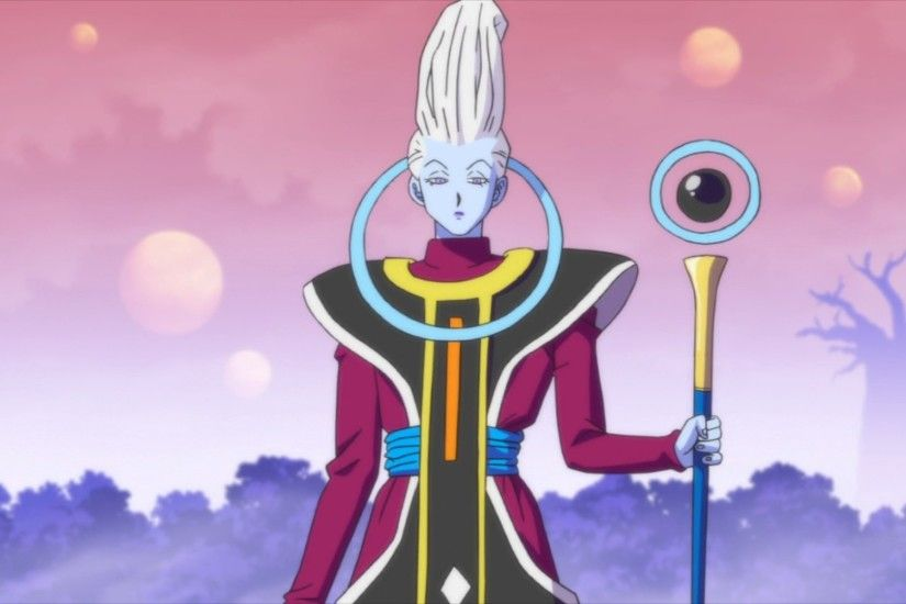 Whis Dragon Ball Wallpapers by Nicholas Phillips #5