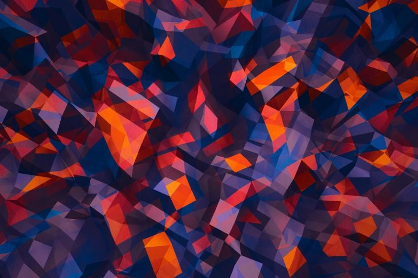 polygon background 2560x1600 for iphone 7