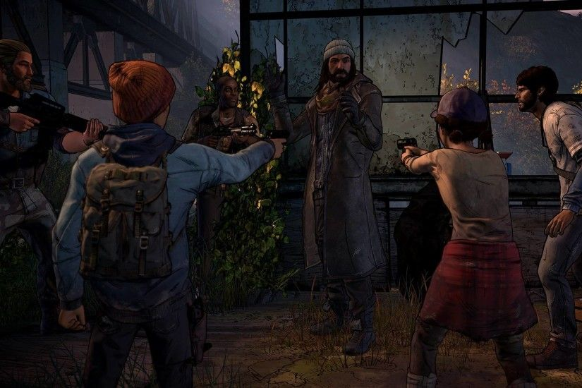 Video Game - The Walking Dead: A New Frontier Clementine (The Walking Dead)
