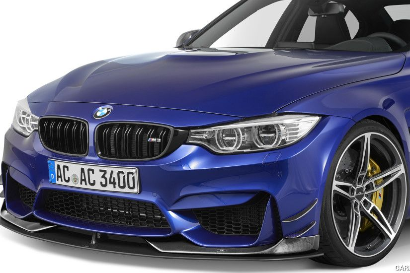 2017 AC Schnitzer ACS3 based on BMW M3 Wallpaper