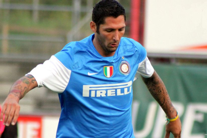 Marco Materazzi Inter Wallpaper Hd