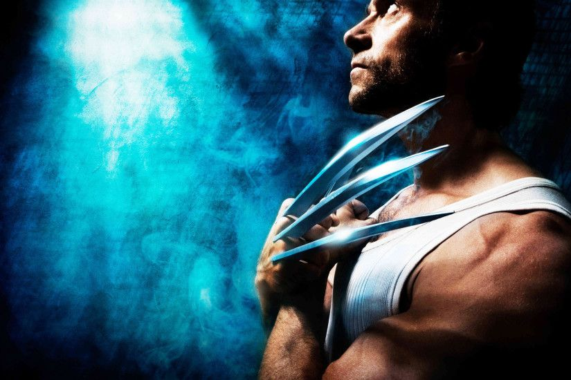 Men Origins Wolverine Wallpaper with Hugh Jackman