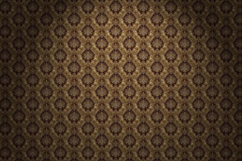 is a Gold and Black Pattern wallpaper. This Gold and Black Pattern