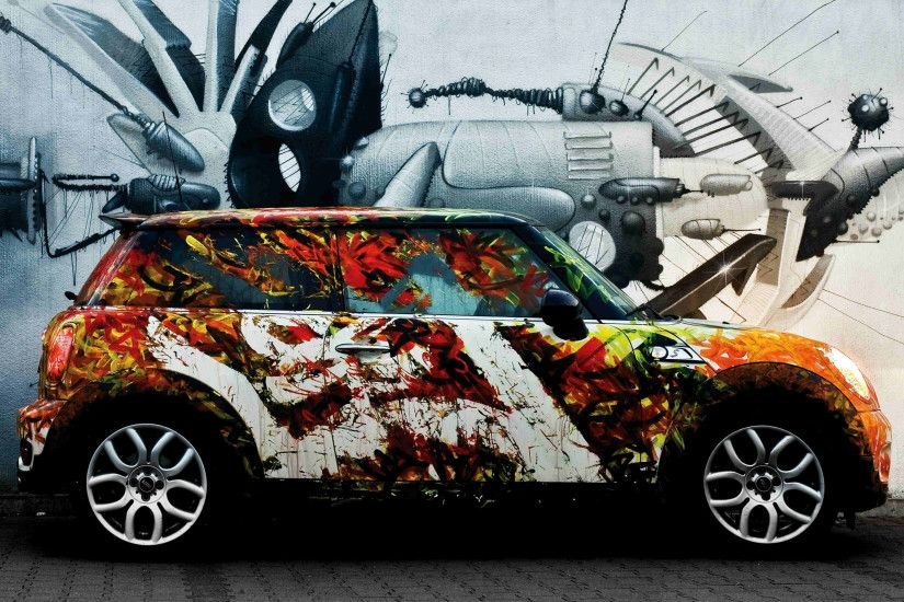 Graffiti HD Desktop Wallpapers A16