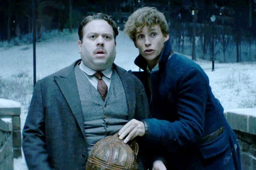 Fantastic Beasts and Where to Find Them Teaser Trailer 1 - 2016 | Fandango  MOVIECLIPS