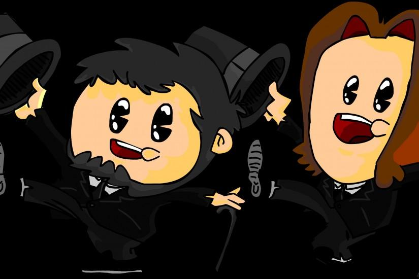 ... Game Grumps - Dance, Grumps, Dance!! by KanesTheName