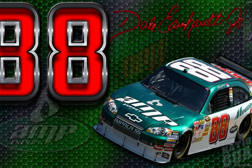 Widescreen | 16x10 Widescreen | Dale Earnhardt Jr Logo Grid Wallpaper .
