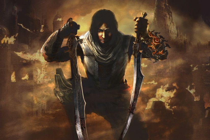 Video Game - Prince Of Persia Wallpaper