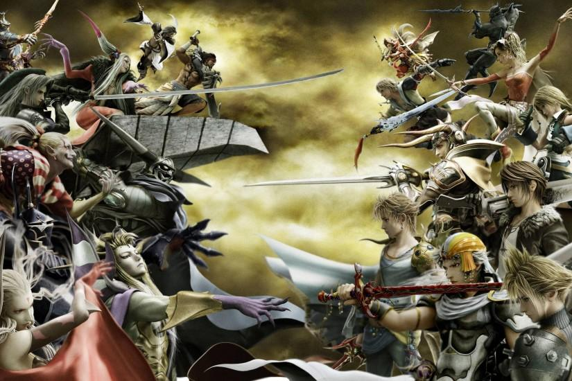 widescreen final fantasy wallpaper 2800x1680 for ios