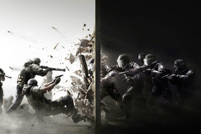 ... Tom Clancy's Rainbow Six: Siege widescreen wallpapers