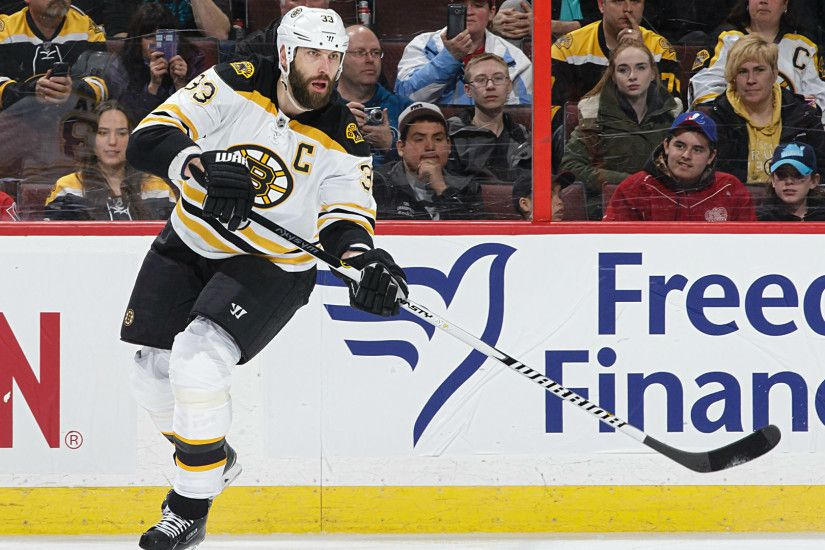 Bruins defenseman Zdeno Chara played final three games with leg fracture |  NHL | Sporting News