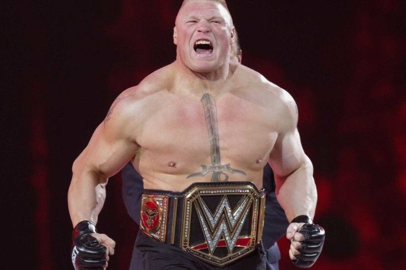 Top Ten Brock Lesnar Matches