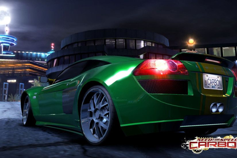 Need for Speed: Carbon Wallpaper in 1920x1080