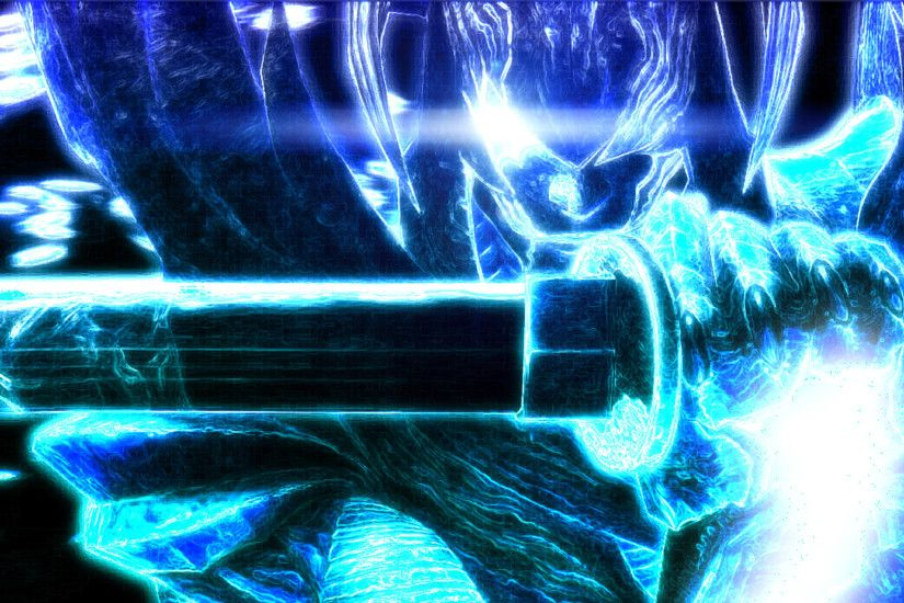 Video Game - Devil May Cry 4 Yamato (Devil May Cry) Vergil (Devil