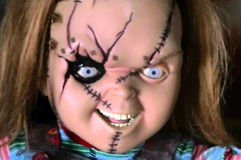 Sideshow Chucky doll - favorite item!