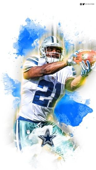 "Dcbigtank Designs™ on Twitter: ""@EzekielElliott custom wallpaper made by  me. Be sure to retweet if you like this! Thanks for the support #mut #NFL  ..."
