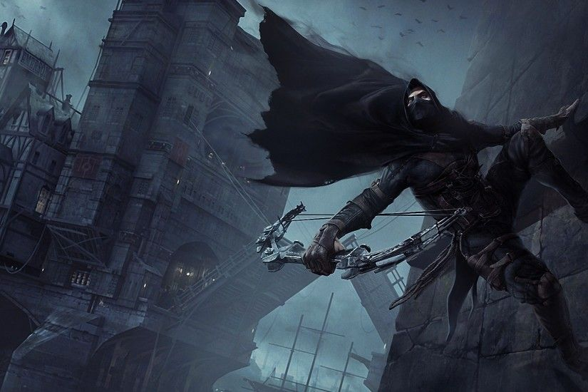 PS4 Runs Thief at a Higher Resolution than Xbox One - Report .