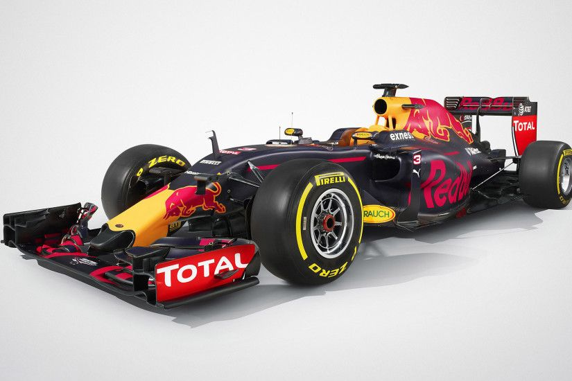 2016 Red Bull Racing RB12 picture