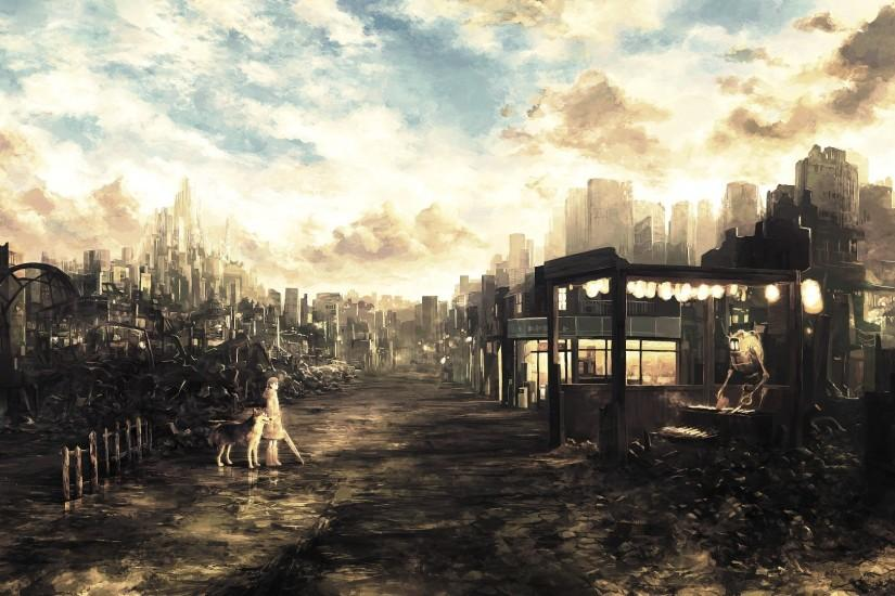 post apocalyptic wallpapers november 2013
