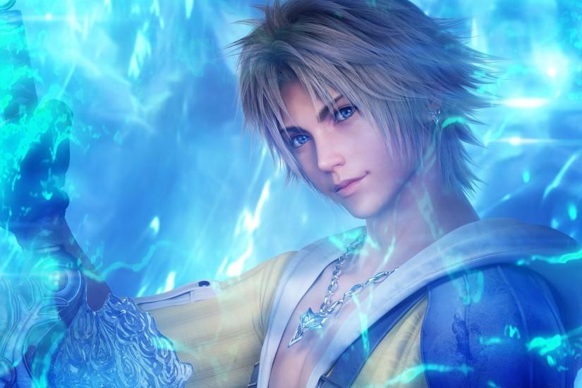 Final Fantasy X · 28 Fav Tidus