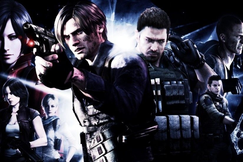 Resident Evil Squad · HD Wallpaper | Background ID:476272
