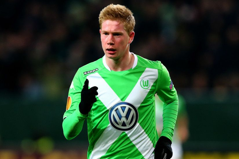 Manchester City to break transfer record for Kevin de Bruyne