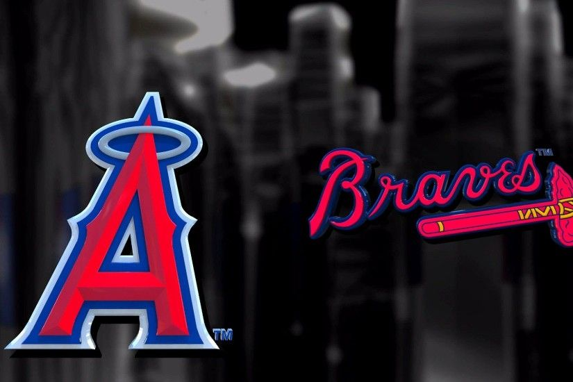 PS4: MLB The Show 16 - Los Angeles Angels vs. Atlanta Braves [1080p 60 FPS]