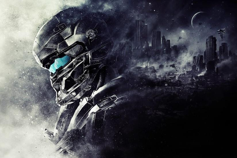 download free halo backgrounds 3840x2160