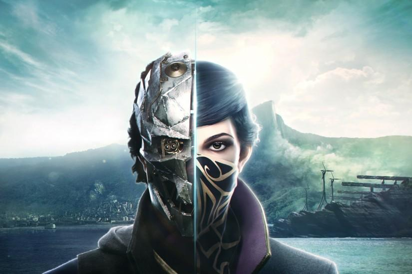 gorgerous dishonored 2 wallpaper 3840x2160 xiaomi