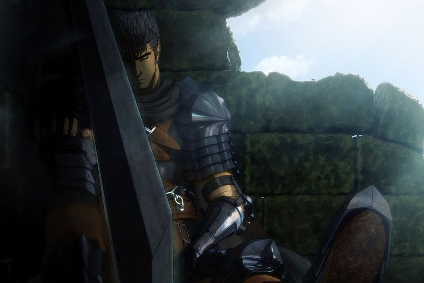 guts dragonslayer sword berse anime wallpaper sites