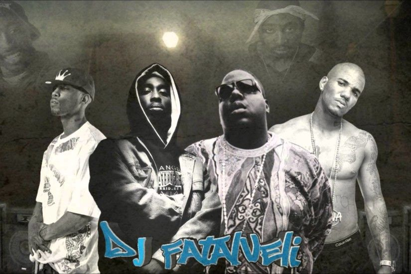 2Pac Ft. Biggie Smalls, Eazy E & Big Pun - The Streets (DJ Fatalveli) New  2012 - YouTube