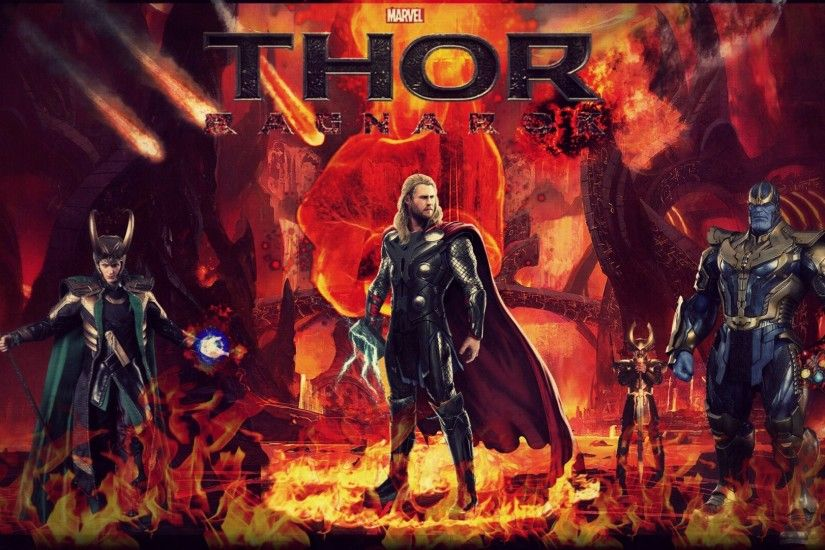 ... Theincrediblejake Thor: Ragnarok HD Wallpaper by Theincrediblejake