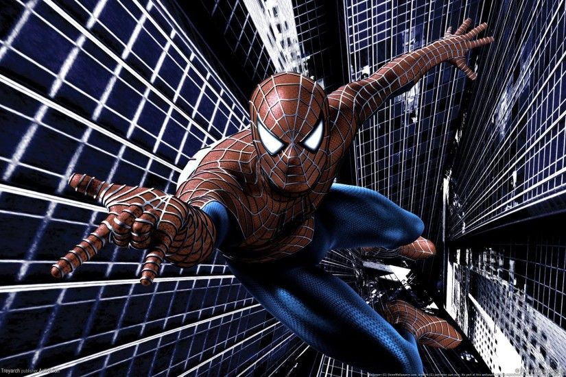 Video Game - Spider-Man 3 Wallpaper