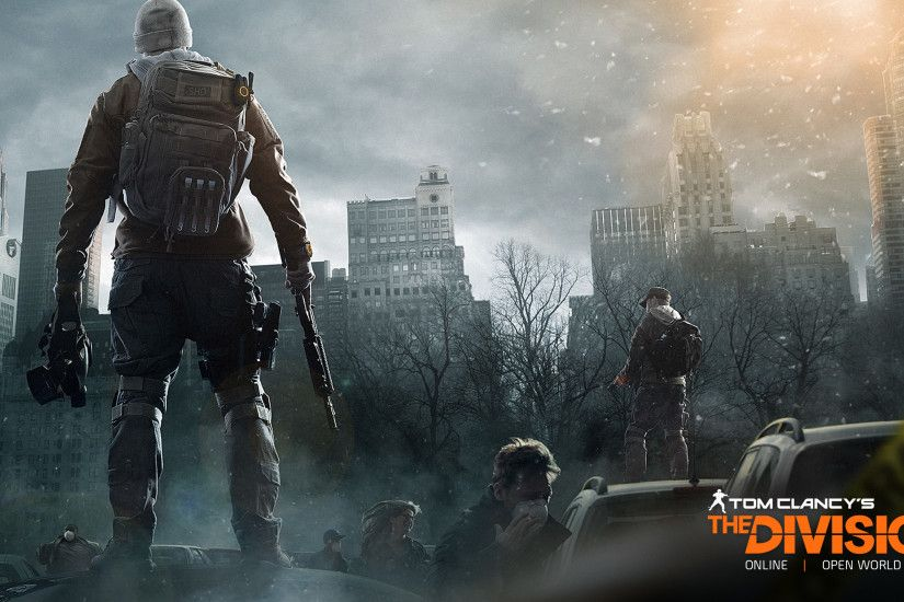 Game Collection. the-division-wallpaper-1