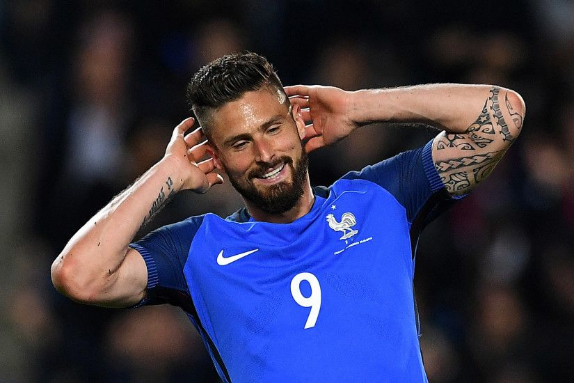 France Euro 2016: Olivier Giroud says he is being booed because Karim  Benzema wasn't selected by Didier Deschamps | The Independent