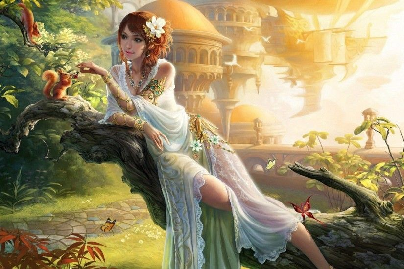 1920x1200 Fairy backgrounds images desktop.