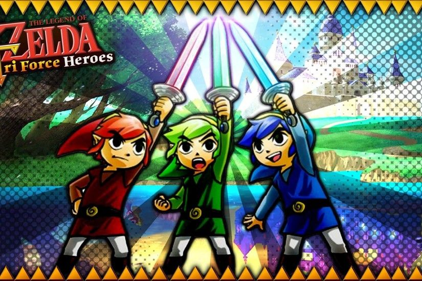 Zelda Triforce Wallpaper ·① WallpaperTag