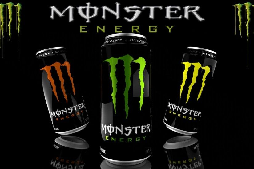 Monster Energy Drink Wallpapers
