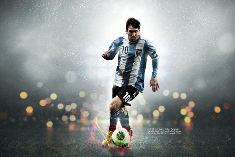 Lionel Messi HD Wallpapers - Wallpaper Zone