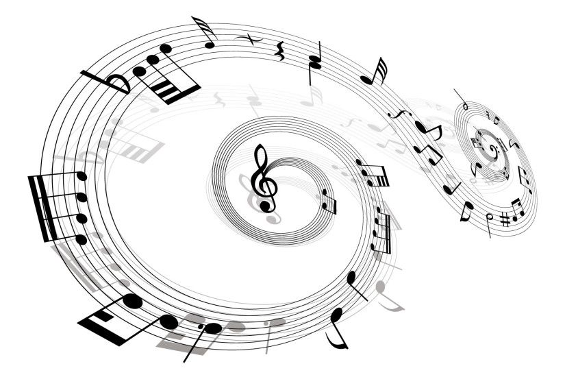 Music Notes wallpapers and stock photos